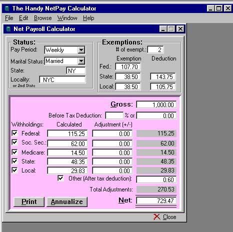 wage calculator ny
